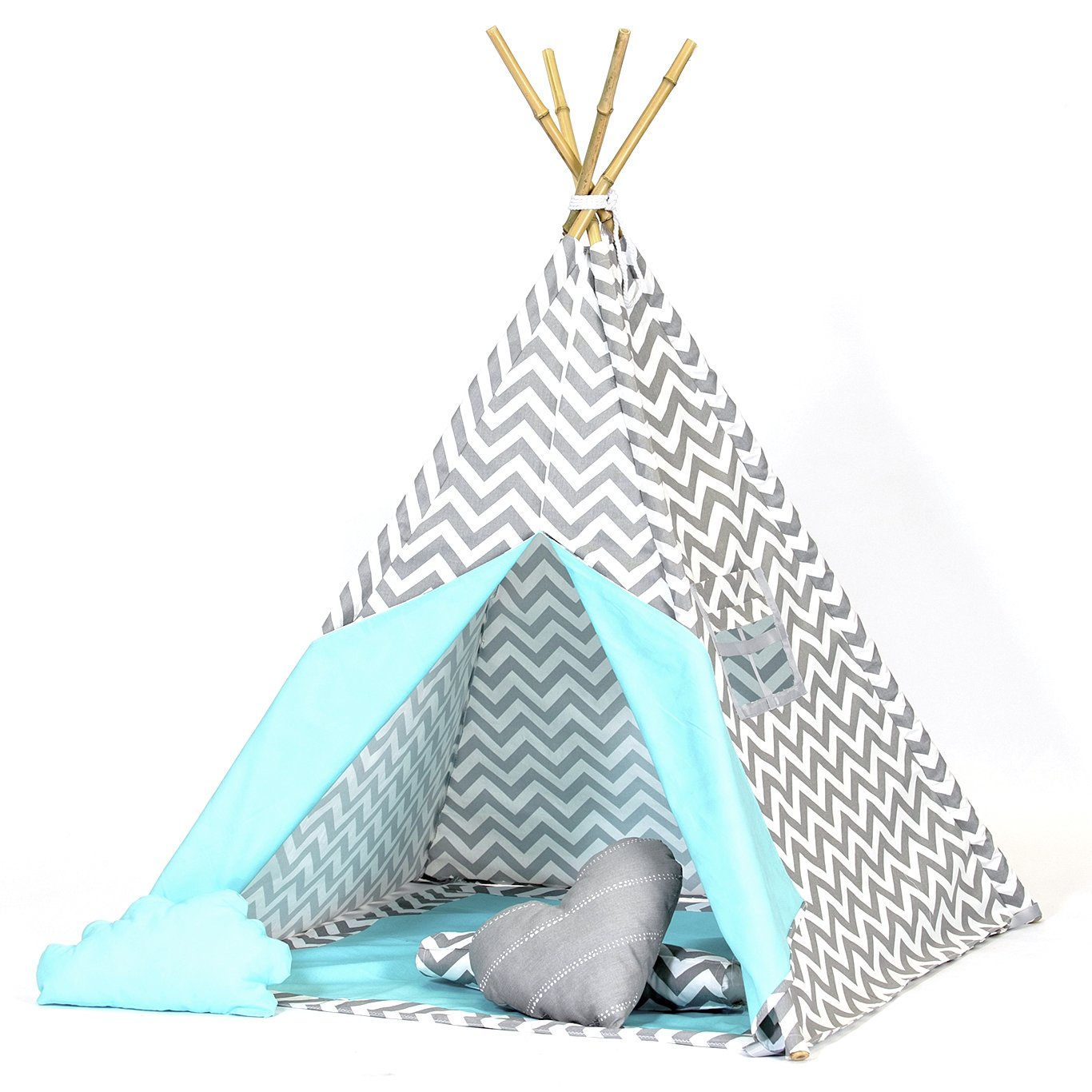 tipi pour enfant fait la main abordable et personnalis. Black Bedroom Furniture Sets. Home Design Ideas